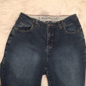 Lands' End Curvy Fit Jeans